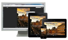 SignatureFlip is compatible with any modern device